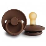 FRIGG Classic latekslutt Milk Chocolate 2 tk pakendis -suuruse valik