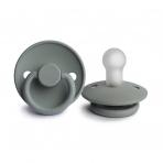 FRIGG Classic silikonlutt French Gray 2 tk pakendis -suuruse valik