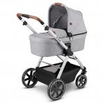 ABC Design vankrikomplekt 2in1 Swing- Graphite Grey