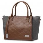 ABC Design beebitarvikute kott Royal Diamond Edition- Asphalt