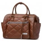 ABC Design beebitarvikute kott Style Diamond Edition- Brown