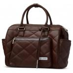 ABC Design beebitarvikute kott Style Diamond Edition- Dark Brown