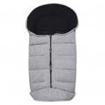 ABC Design talvine soojakott Classic- Graphite Grey
