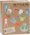 Re-Cycle-Me meisterdamiskomplekt 6 --le kunstitööle