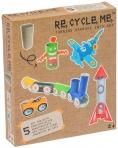 Re-Cycle-Me meisterdamiskomplekt 5 --le kunstitööle