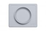 EZPZ silikoonist kauss 2in1 alusmatiga Mini Bowl- pastelne hall