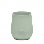 EZPZ silikoonist tass Tiny Cup- pastelne roheline