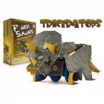 Techcard Mehaaniline Triceratops vanusele 8+
