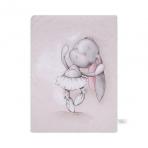 Effiki kahekihiline soe tekk, Effik baleriin (roosa)