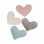 Effiki lavendlilõhnaline süda, värvivalik