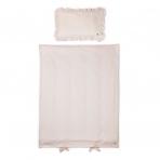 Elodie Details voodipesukomplekt, Powder Pink