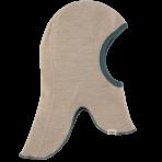 Voksi kahepoolne meriinovillane tuukrimüts Melange Sand- suuruse valik