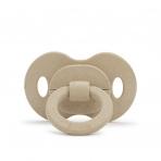 Elodie Details bambus silikoonlutt 3+ kuud, Pure Khaki
