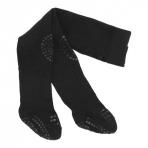 GoBabyGo libisemiskindlad stopperitega (põlv+tald) sukkpüksid Black