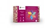 Connetix magnetilised klotsid 30tk Rainbow Geometry Pack
