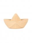 Oli&Carol närimisrõngas/vannipaat Origami Boat Nude