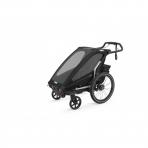 Thule lastekäru Chariot Sport 1- Midnight Black