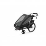 Thule lastekäru Chariot Sport 2- Midnight Black