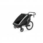 Thule lastekäru Chariot Lite 2 Agave-Black