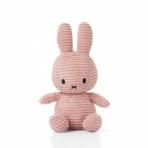 Miffy jänes pehme kaisuloom 23 cm roosa
