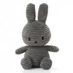 Miffy jänes pehme kaisuloom 23 cm hall