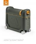 JetKids by Stokke BedBox lennukivoodi - kohver oliiv