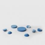 bObles Mixed Step stones- värvivalik