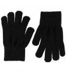Celavi Magic Finger Gloves kindad, Black- 3/6a