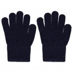 Celavi Magic Finger Gloves kindad, Dark Navy- 3/6a