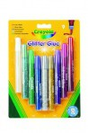 Crayola 9 sädelevat liimipliiatsit