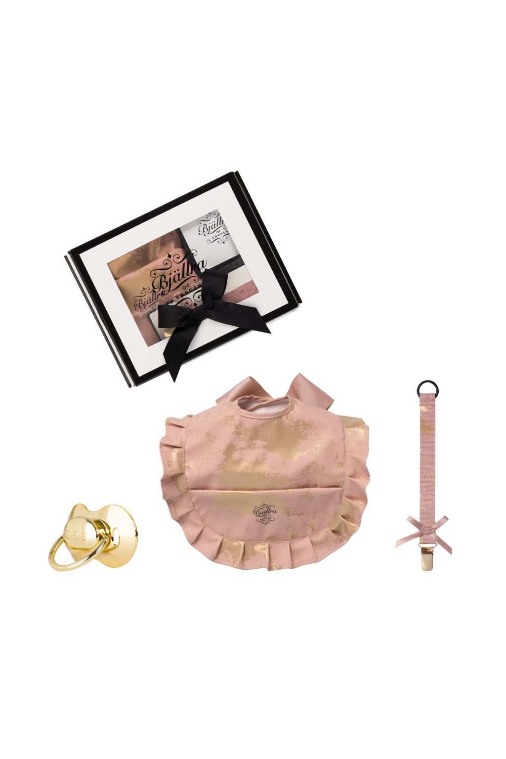 Bjällra kinkepakk- pudipõll, lutikett, lutt Pink Golden