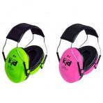 Peltor Kid 3M müra summutavad kõrvaklapid lastele roheline