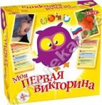 Tactic lauamäng Minu esimene Trivia vene keeles