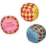 Printsess Lillifee väiksed neopreen pallid 3tk