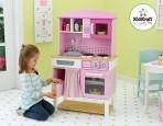 Kidkraft mänguköök-väike roosa
