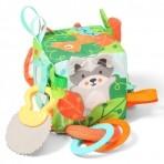 BabyOno pehme arendav mänguasi Sõbralik mets