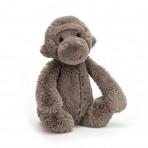 Jellycat gorilla Bashful väike 18x9cm