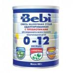 BEBI Prebiootikumidega piimasegu 0-12 elukuud 3x400g