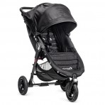 Baby Jogger jalutuskäru City Mini GT Black