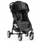 Baby Jogger jalutuskäru City Mini 4W Black/Grey