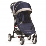 Baby Jogger jalutuskäru City Mini 4W Cobalt Grey