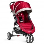 Baby Jogger jalutuskäru City Mini Crimson Grey