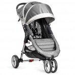 Baby Jogger jalutuskäru City Mini Steel Grey