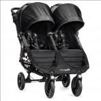 Baby Jogger kaksikute jalutuskäru City Mini GT Double Black/Black