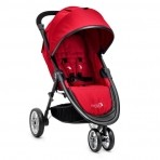 Baby Jogger jalutuskäru City Lite Red