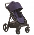 Baby Jogger kaksikute jalutuskäru City Premier Indigo