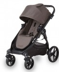 Baby Jogger kaksikute jalutuskäru City Premier Taupe