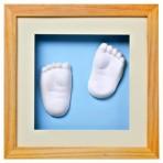 Baby Memory Prints 3D pildiraam, naturaalne