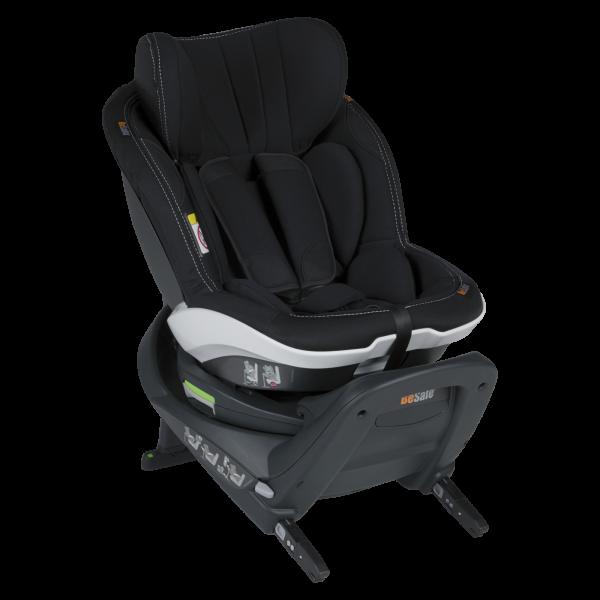 BeSafe turvatool iZi Twist i-Size Premium Car Interior Black