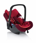 Concord turvahäll Air Safe 0-13 kg Lava Red